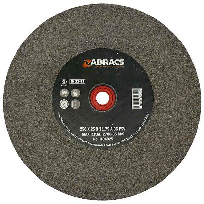 Vitrified Bench Grinder Wheel Aluminium Oxide