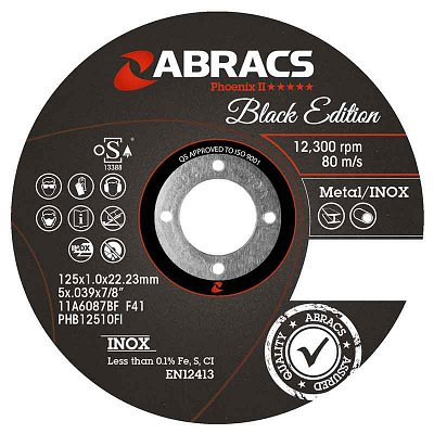 Black Edition Extra Thin Discs