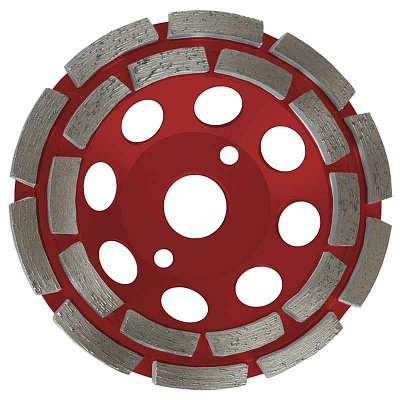 Diamond Cup Grinder Wheel