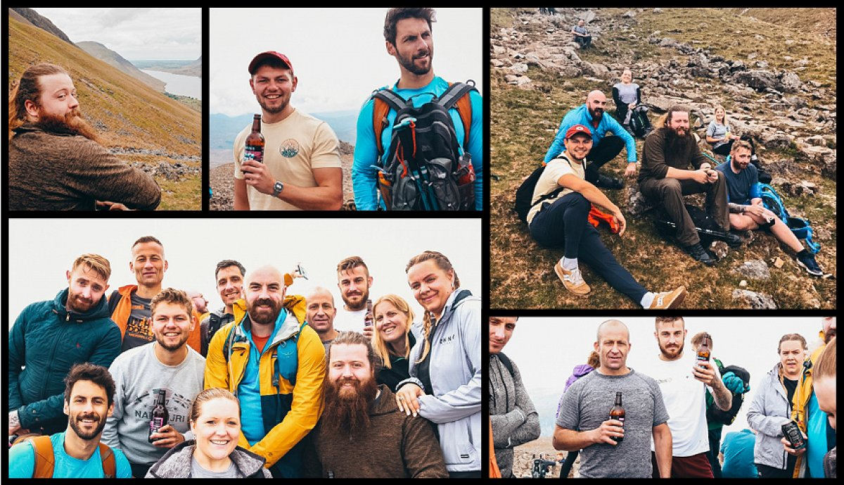 Scafell Pike for Cystic Fibrosis Trust
