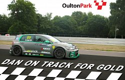 Lloyd maintains TCR lead with podium at Oulton Park