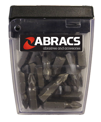 25pc Screwdriver Bit Pack